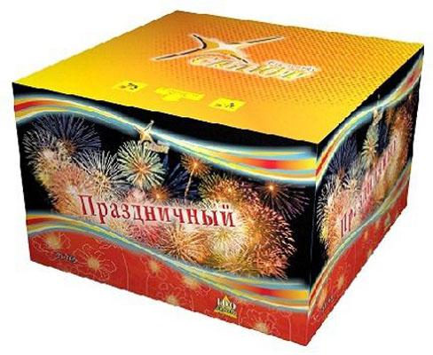 Фейерверк праздничный 100 зарядов