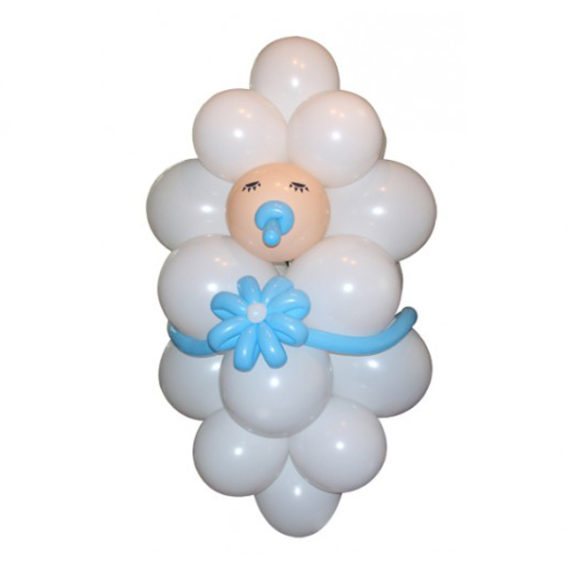 Младенец из шаров