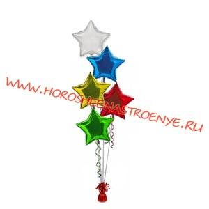"""Фонтан из 5 звёзд - Праздничное агентство """"Хорошее настроение"""", Новокузнецк"""