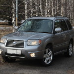 Subaru Forester 650 руб.