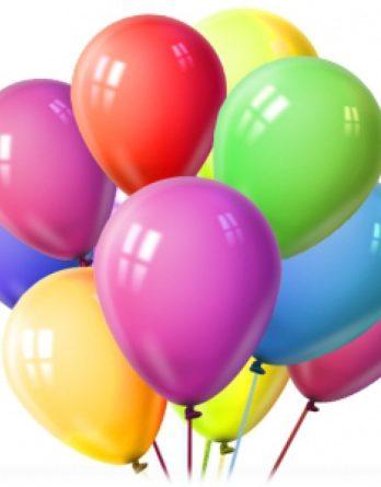 """Гелиевые шары - Праздничное агентство """"Хорошее настроение"""", Новокузнецк"""